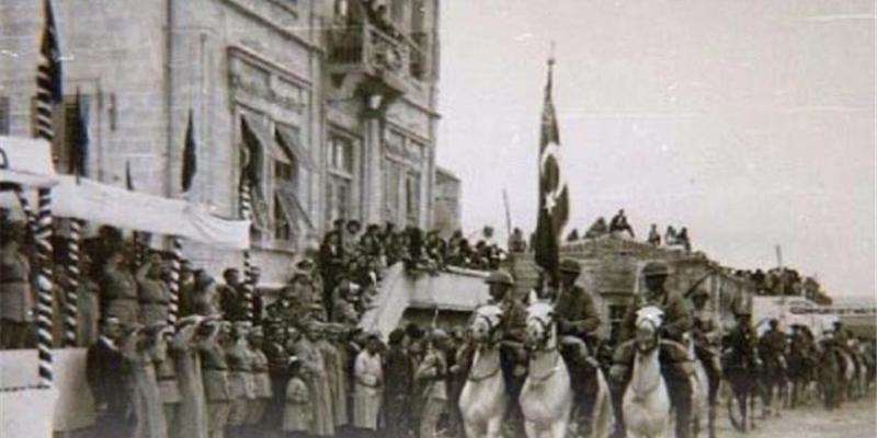 11 NİSAN 1920 - Şanlıurfa'nın Düşman İşgalinden Kurtuluşu